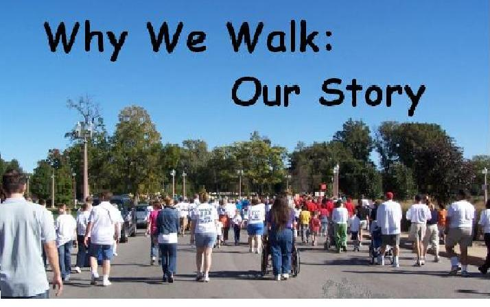 Why We Walk: Our Story